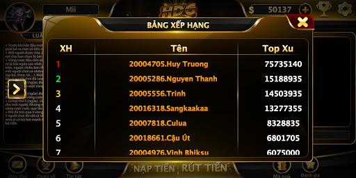 Game bu00e0i nhu1eadn quu00e0 khu1ee7ng - HDG 1.200221 screenshots 13