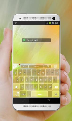無料个人化Appのフェニックスの尾 GO Keyboard|HotApp4Game