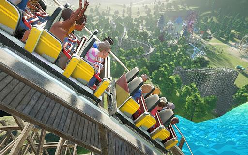 VR Water Roller Coaster Theme Park Ride  screenshots 8