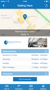 Blanchardstown Centre- screenshot thumbnail