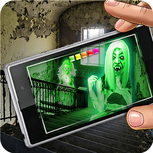 Ghost Camera Radar Funny Joke for PC and MAC