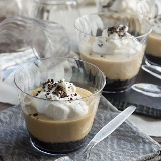 Salted Caramel Pudding.