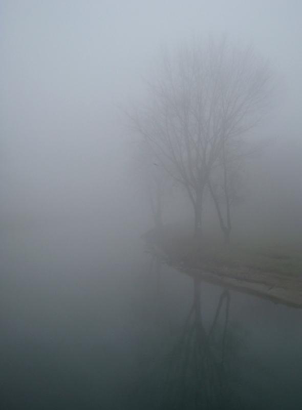 All'ansa del fiume di clagia