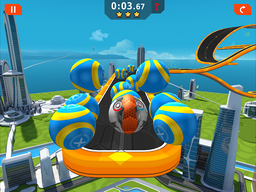 Gyrosphere Evolution  screenshots 8