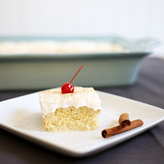 Easy, Mouth-Watering Tres Leches Cake.