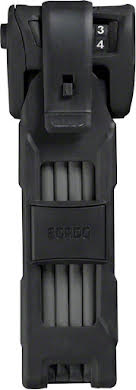 ABUS Bordo 6100 Combination Folding Lock: 90cm Black with Bracket alternate image 0