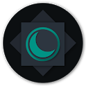 Black Stock Theme CM13/12.x icon