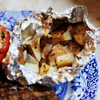 Potato Bundles.