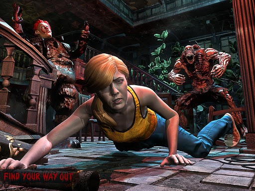 Horror Clown Survival  screenshots 10