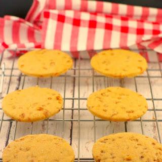 Butterscotch Toffee Crunch Cookie.