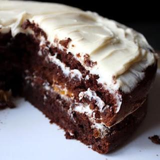 Chocolate Pudding Cake.