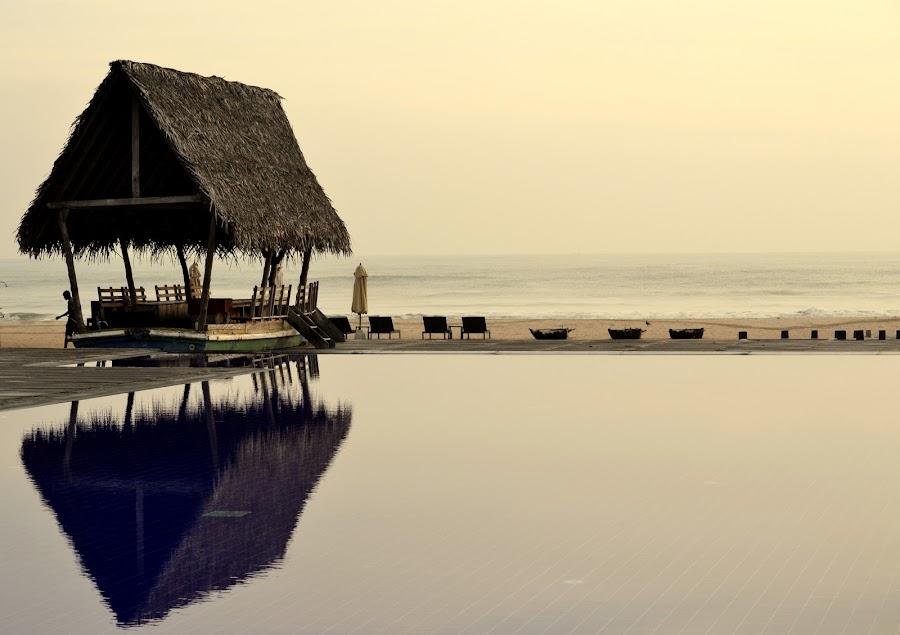 early morning...near da beach.. by Nayana Nissanke - Landscapes Beaches