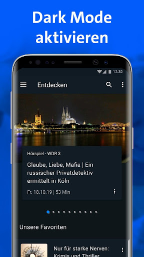 ARD Audiothek screenshot 2