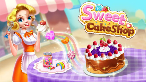 ud83cudf70ud83dudc9bSweet Cake Shop - Cooking & Bakery screenshots 8