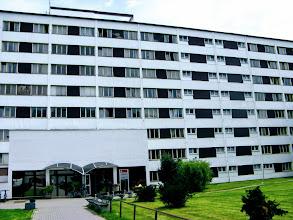 Photo: Общежитие Пардубицкого университета