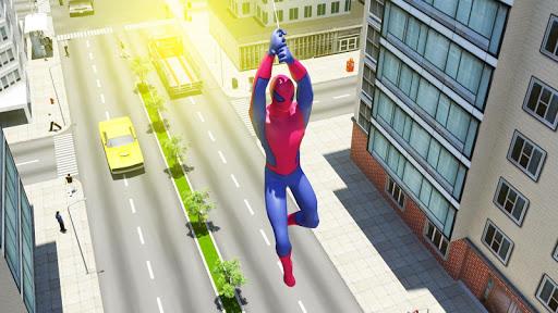 Super Spider hero 2018: Amazing Superhero Games screenshots 1