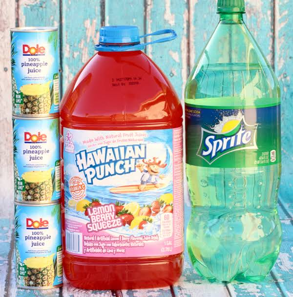 10 Best Punch With Sprite And Hawaiian Punch Recipes
