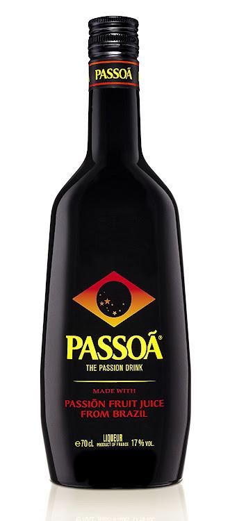Logo for Passoa Liqueur