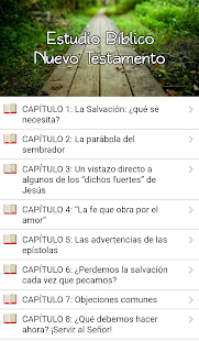 Estudio Bíblico del NT- screenshot thumbnail