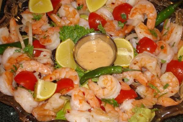Roasted Shrimp Recipe