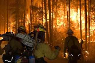 Photo: Wildland Firefighters
