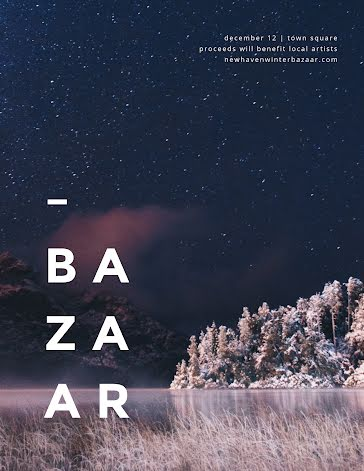 Winter Bazaar - Flyer Template
