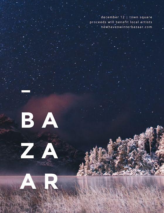 Winter Bazaar - Flyer Template