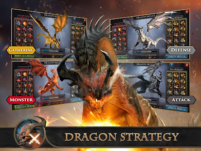 King of Avalon Dragon Warfare v5.4 APK Full