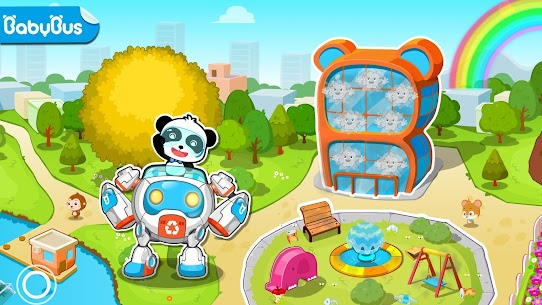 Little Panda Green Guard 8.36.00.06 MOD + APK + DATA Download 1