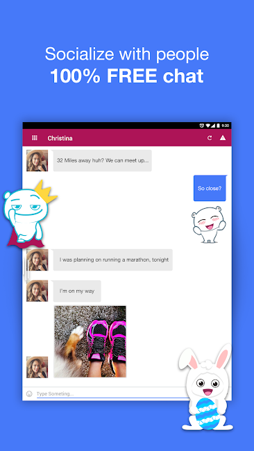 #9. Waplog Chat & Free Dating (Android)