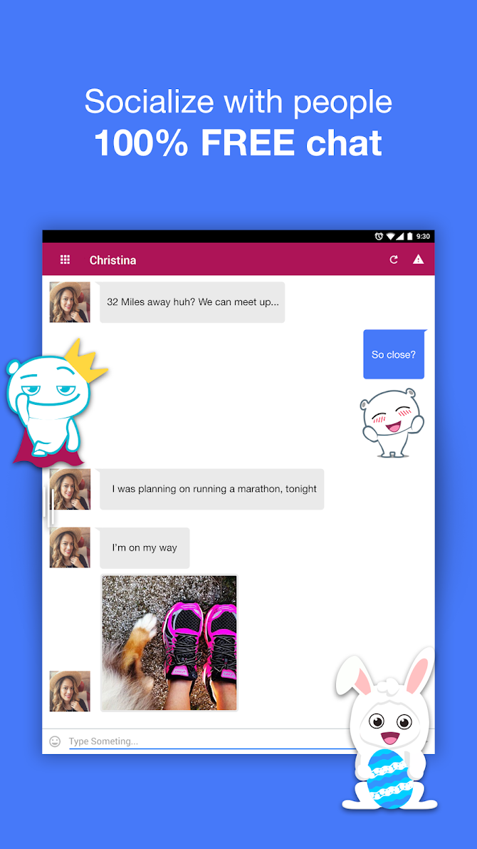 Waplog - Free Chat, Dating App, Meet Singles Android 10