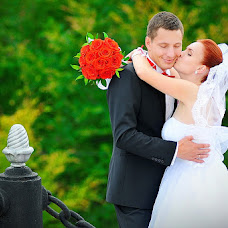 Wedding photographer Oleg Trukhin (nok-in). Photo of 19.10.2013