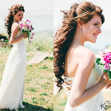 Wedding photographer Kristiana Pankratova (Kristiana). Photo of 04.08.2014