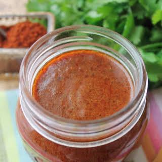 Homemade Enchilada Sauce.