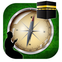 Qiblah Compass: Prayer Timings & Direction icon