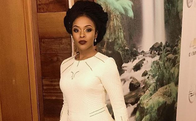 Nomzamo Mbatha is on the Global Citizen festival line-up