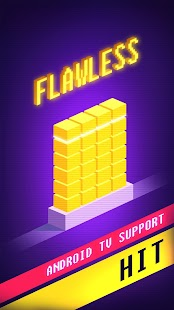 Flawless Hit: Stacking blocks Tower Builder game - náhled