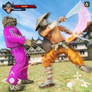 Super Ninja Kungfu Knight Samurai Shadow Battle
