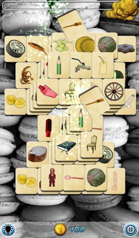 android Hidden Mahjong: Chocolat Screenshot 2