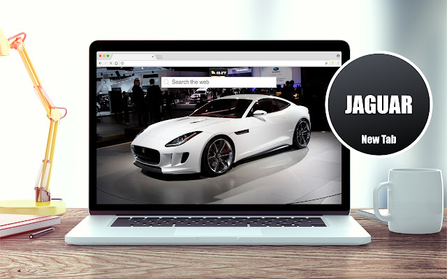 Jaguar wallpapers new tab theme chrome web store - Chrome web store wallpaper ...
