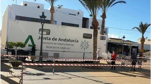 Siguen los cribados en Andalucía: Salud realizará pruebas masivas en Olula