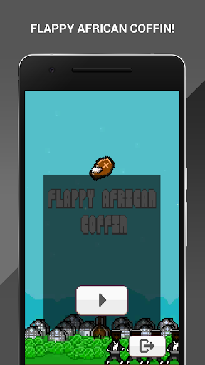 Flappy African Coffin Dance Meme 1.0 screenshots 1
