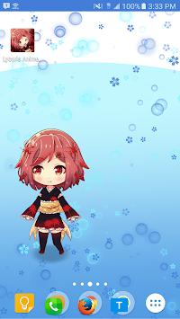Lycoris Anime Live Wallpaper Poster