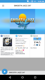 SMOOTH JAZZ 247- screenshot thumbnail