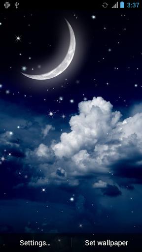 月亮动态壁纸