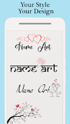 My Name Pics - Name Art APK screenshot thumbnail 6