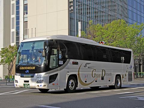 西日本JRバス「北陸ドリーム四国号」