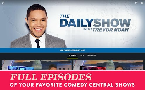 Comedy Central- screenshot thumbnail