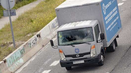 Los transportistas disponen ya de 17 puntos de restauración y aseos en Almería