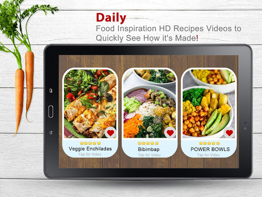 Tasteful Vegan Recipes 1.9 screenshots 2